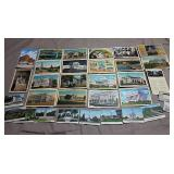 Postcards from Washington D.C. 1947