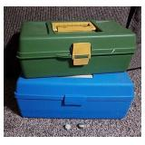 Tackle boxes (4)