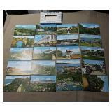 Vintage Mackinac Island mini cards