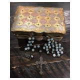 Handmade Heirloom Quality Vintage Rosary