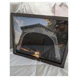 Rushville Covered Bridge Print