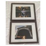 Set of Rushville Covered Bridge Prints