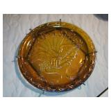 1776-1976 Carnival Glass Plate