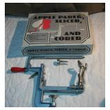 Vintage Apple Parer/Slicer In Orig. Box