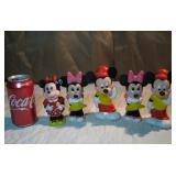 Vintage Mickey & Minnie Playskool & Tootsietoy
