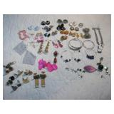 Cufflink & Earring Lot