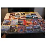 Lot of 22 Road Atlas 1980 Thru 1999