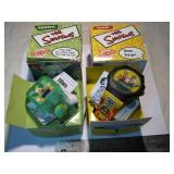 2 Simpsons 2002 Burger King Watches In Boxes