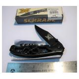 Schrade X-Timer Knife New In Box