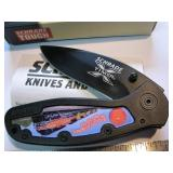 New Schrade Train Knife In Box
