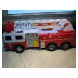 Tonka Fire Ladder Truck With Working Sounds