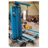 Specialty Motors Super Lift with swivel arm, ramps