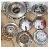 Hubcaps, various size & style