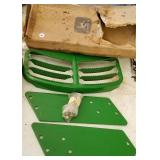 John Deere Tractor Step new in box,