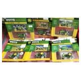 John Deere State Tractor Toy Series 1/64 scale