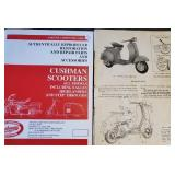 Cushman & Allstate Scooter Parts books