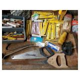 Wood Working Tools & Supplies, hand saws