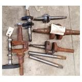 Crank Shafts, various styles and sizes