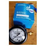 Dry Air Cleaner Service Gauge