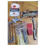 Chain Saw Sharpening tools