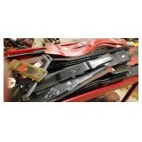 Lawn mower blades - some new