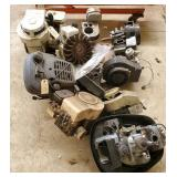Motors - engines, from lawn mowers