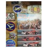 Racing & Car Collectibles - patches, sticker