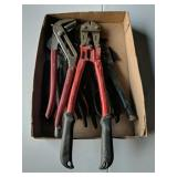Pliers, Bolt Cutters & Nippers
