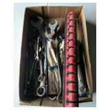 Combination End Wrenches