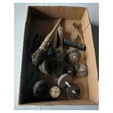 Wire Brushes, Parts Brush & Grinder Wheels