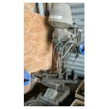 Home Craft Drill Press w/ Drill Vice