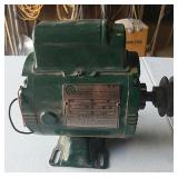 1/3hp Electric Motor w/ Pulley