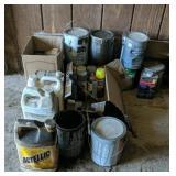 Paint & Paint Supplies