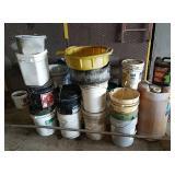 Buckets & Drain Pans