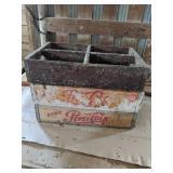 (3) Wooden Pepsi Crates
