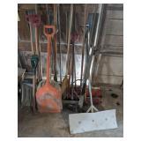 Long Handled Tools