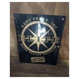 Kent Elite Feeds Metal Sign