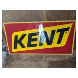 Small Kent Feed Sign