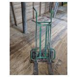 Ezy-Tilt Mini Pallet Cart