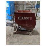 BTek Scales LLC Feed Scale Cart