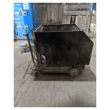 Honeyville Metal Works Scaled Feed Cart