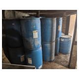 (30) Poly (Plastic) 55 Gallon Drums