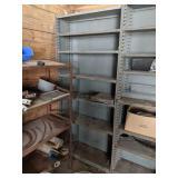 Medium Duty Metal Shelving Unit