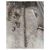 Heavy Log Chain
