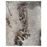 Chain Pieces & Hooks