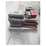 Toolbox & Socket Storage Lot
