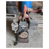 Briggs Engine w/ Pump