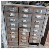 Bolt/Storage Cabinet