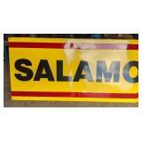 """Salamonie Mills Inc"" Metal Sign"