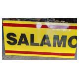 """""""Salamonie Mills Inc Metal Signage"""""""